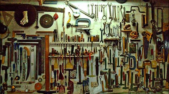 Tools by Dan Gugler